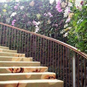 ハワイ・ラグジュアリーホテルの胡蝶蘭